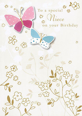 birthday card images for niece ; niece-birthday-card-hand-finished-butterfly-design-size-6