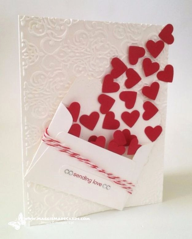 Birthday Card Making Ideas For Girlfriend Handmade
