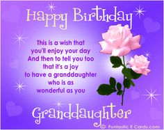 birthday card messages for granddaughter ; 6d036351791d8b008611286a2cb94242--happy-birthday-granddaughter-granddaughters-daughter-birthday