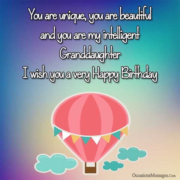 birthday card messages for granddaughter ; Happy-birthday-granddaughter-wishes