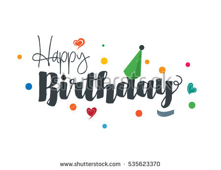 birthday card text ; stock-vector-happy-birthday-typographic-vector-design-for-greeting-cards-birthday-card-invitation-card-535623370