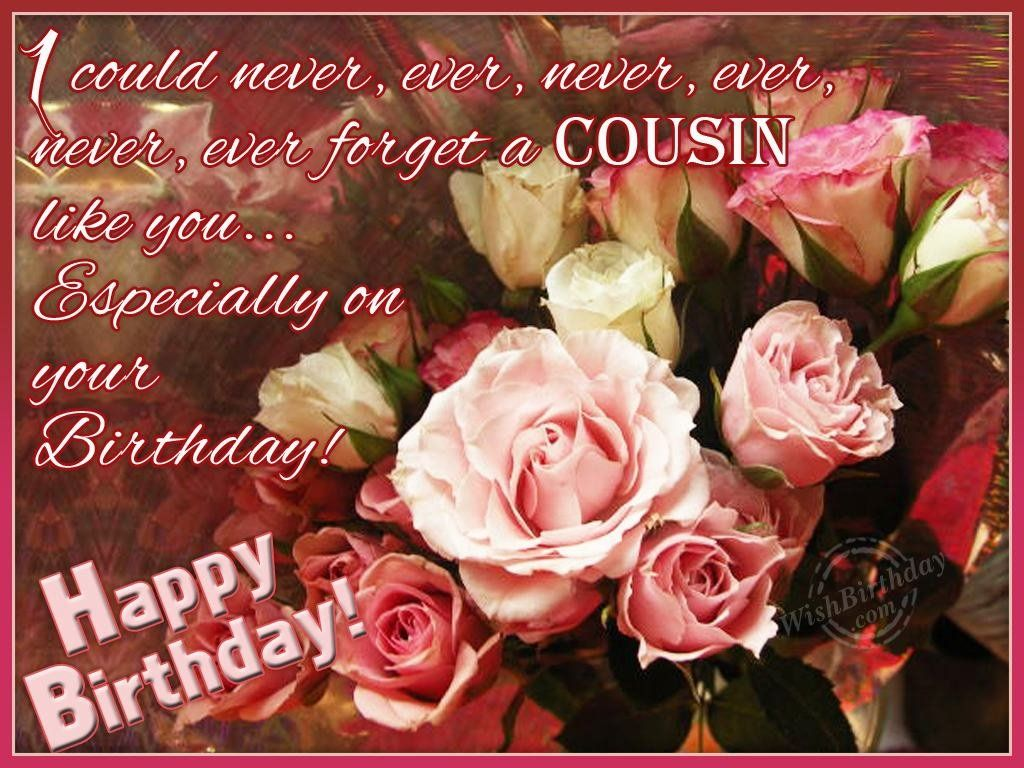 birthday card to my cousin ; 2a34b4b09773d6ba9e331328f40d1f98