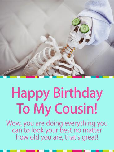 birthday card to my cousin ; bf_b_day137-064846874c9a00c3315e97da1edd1c1a
