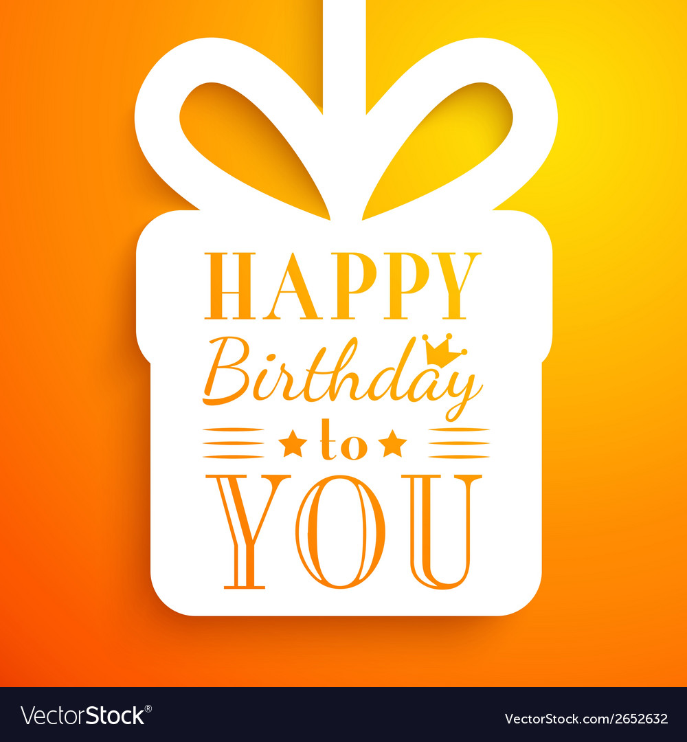 birthday card typography ; happy-birthday-card-typography-letters-font-type-vector-2652632