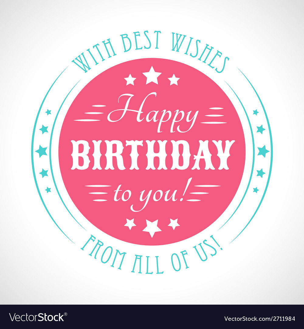 birthday card typography ; happy-birthday-card-typography-letters-font-type-vector-2711984