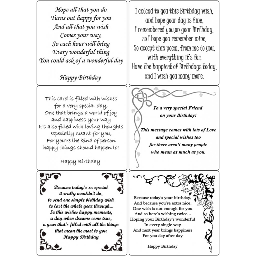 birthday card verses for friends ; birthday-peel-1024x1024