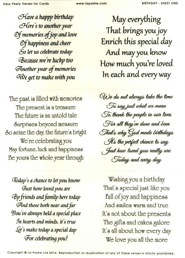 birthday card verses for friends ; c216a068c50fc0b5fbf4bb69f0655e59