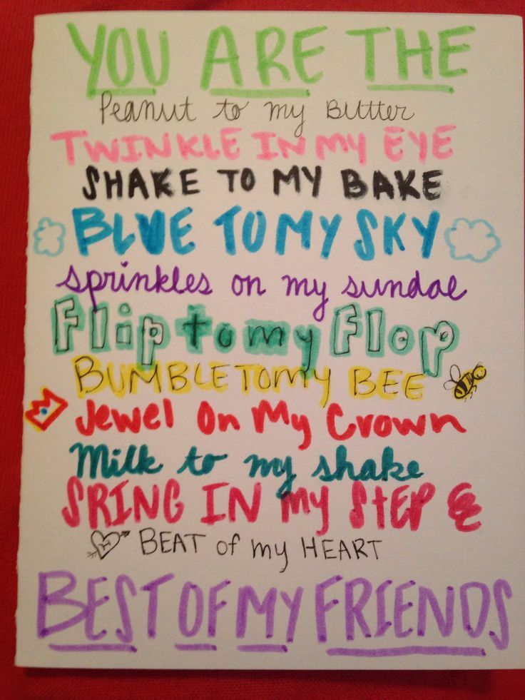 birthday card wordings for friends ; how-to-write-a-birthday-card-for-your-best-friend-18-best-cards-images-on-pinterest-birthdays-gift-ideas-and-best-download
