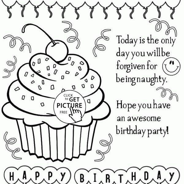 birthday cards coloring pages free ; coloring-birthday-card-appealing-birthday-card-coloring-page-97-in-free-coloring-kids-drawing-and-colouring-pictures-600x600