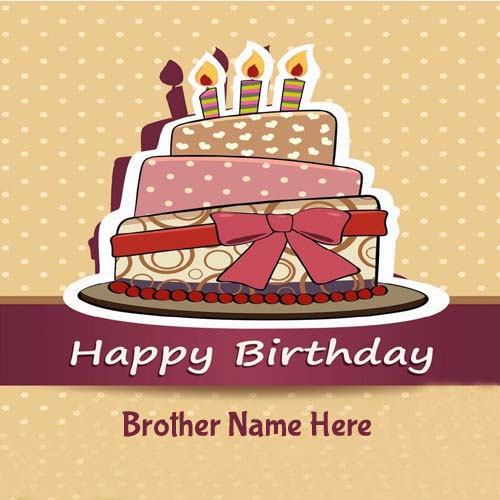 birthday cards for brother with name and photo ; 7d56c632f69566c95c2c2385ab9c4939