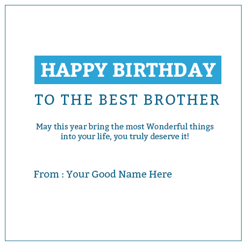 birthday cards for brother with name and photo ; my-namepix-birthday-cards-for-brother