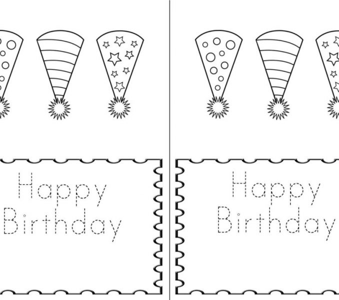 birthday cards to color for kids ; printable-greeting-cards-to-color-kids-birthday-printable-birthday-greeting-cards-for-kids-free-batman-coloring-sheet-678x600
