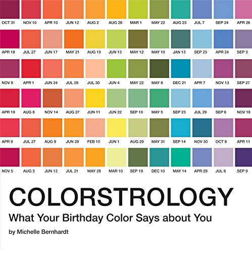 birthday color personality ; 51c28FVEddL