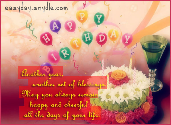 birthday congratulations messages ; happy-birthday-wishes-messages