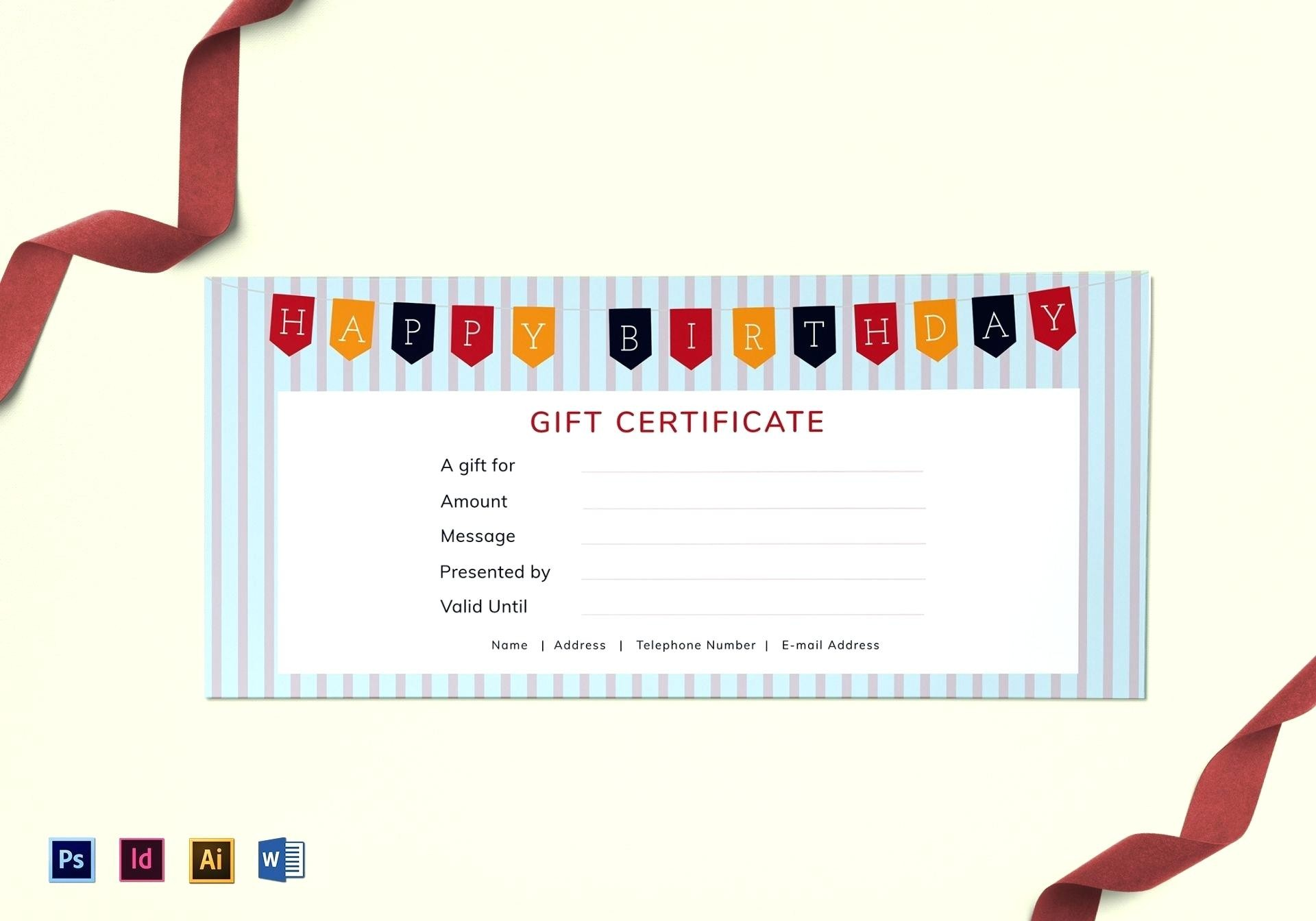 birthday coupon template ; best-of-template-birthday-gift-coupon-template