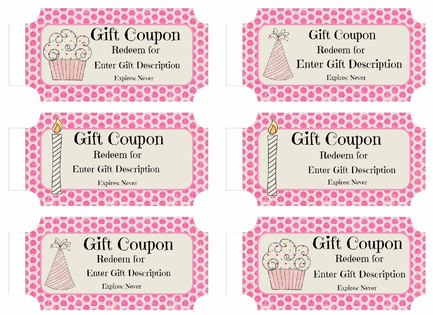 birthday coupon template ; birthday-coupons-1