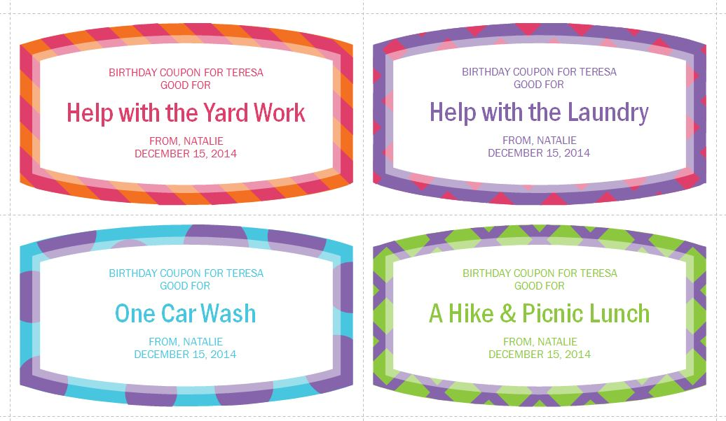 birthday coupon template ; redeemable-coupon-template-birthday-gift-coupon-template