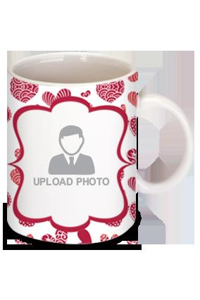 birthday cups with photo printed ; 264