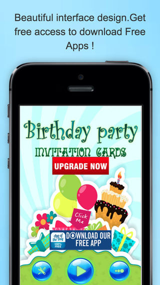 birthday design app ; The-Best-Birthday-Invitation-and-Greeting-Cards-iphone-app-review