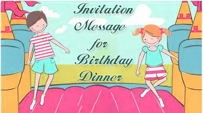 birthday dinner invite message ; birthday-dinner-invitation-message