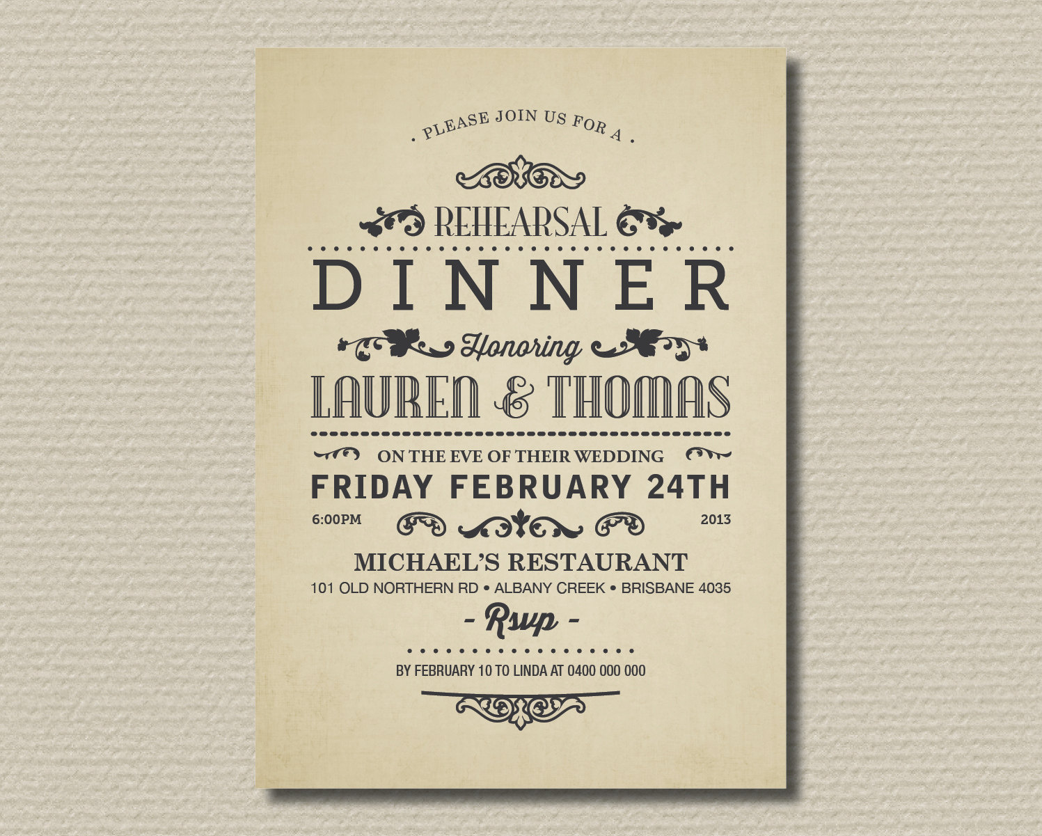birthday dinner invite message ; dinner-party-invitation-wording-template-dinner-party-invitation-etiquette