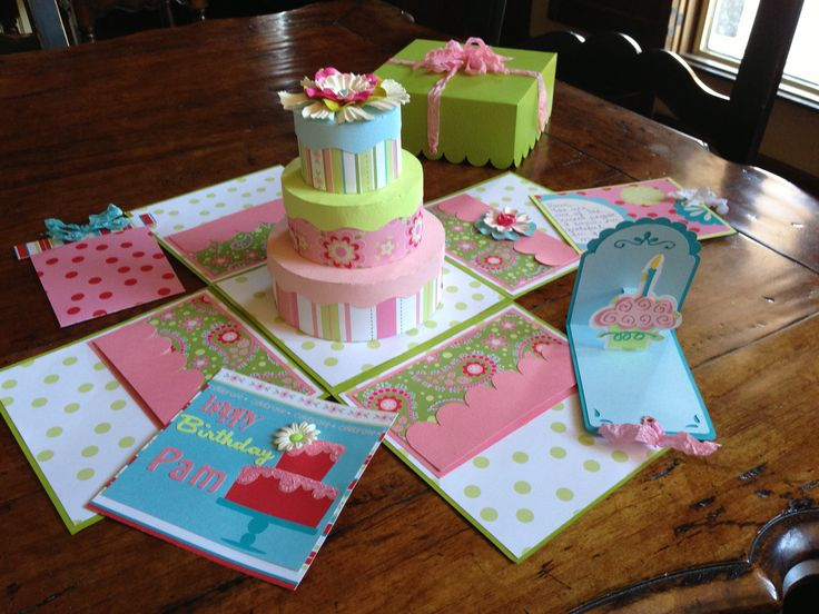 birthday gift card holder box ; box-of-birthday-cards-card-invitation-design-ideas-boxes-of-birthday-cards-large-pink-free