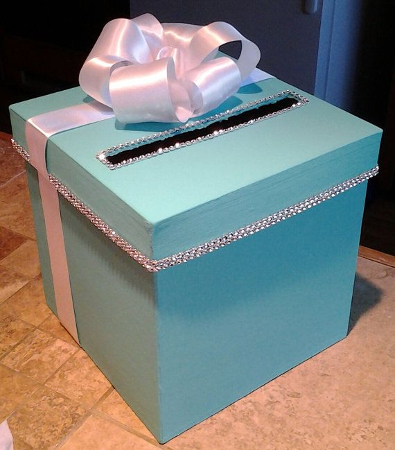 birthday gift card holder box ; card-box-with-personalization-for-a-wedding-baby-shower-money-box-for-birthday-parties-l-661e21c19937b75f