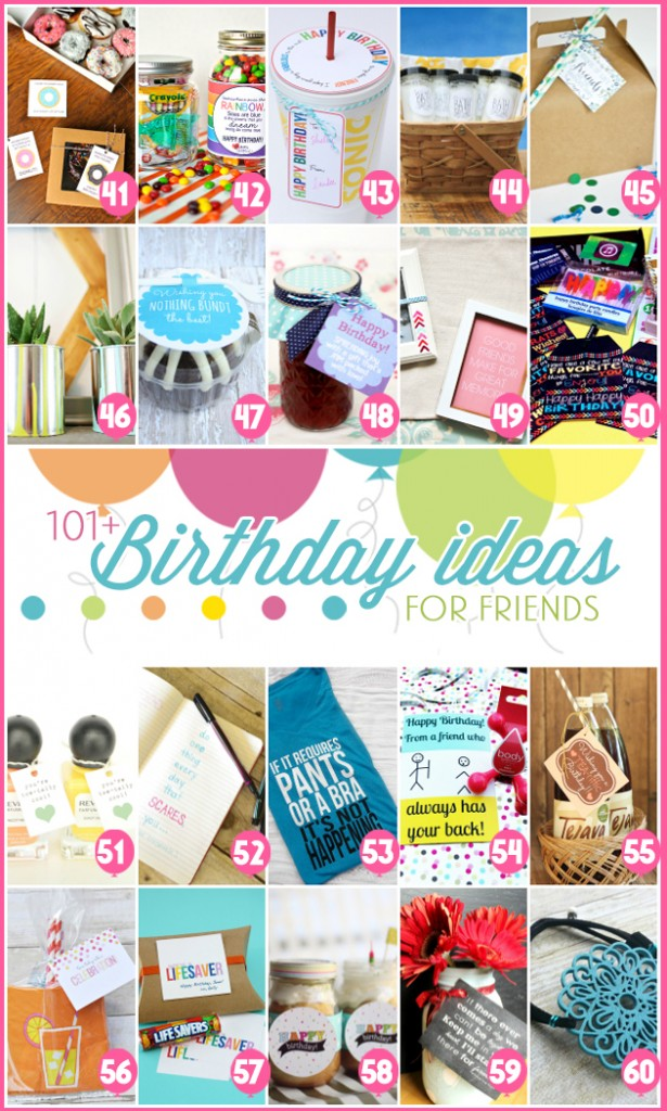 birthday gift picture friend ; birthday-collage-3-41-60-with-numbers-and-banner1-615x1024