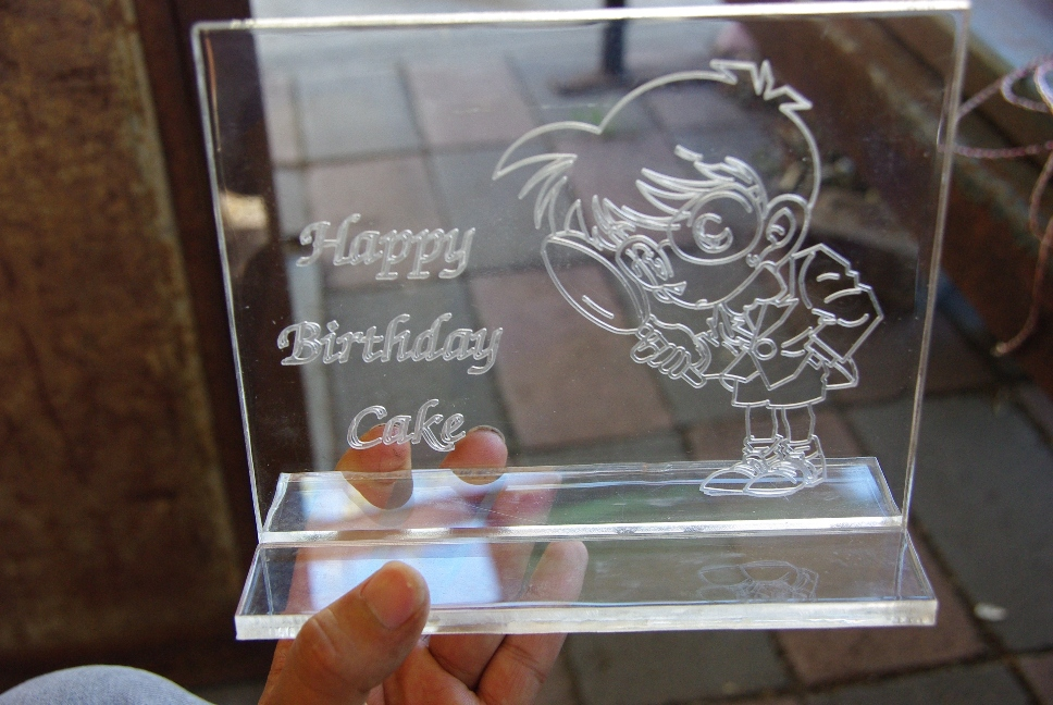 birthday gift picture friend ; cake12