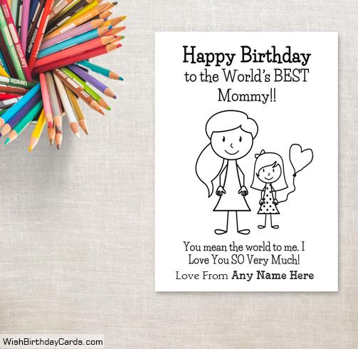birthday greeting card for mother from daughter ; happy-birthday-cards-for-mom-with-daughter-namedce4