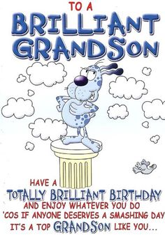 birthday greeting cards for grandson ; b0ca04a445288a4adcd3e4d1aa12a520--grandson-birthday-quotes-birthday-kids