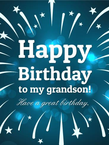 birthday greeting cards for grandson ; b_day_fgs05-58f6af86c3422eced9f1186f96c1be23