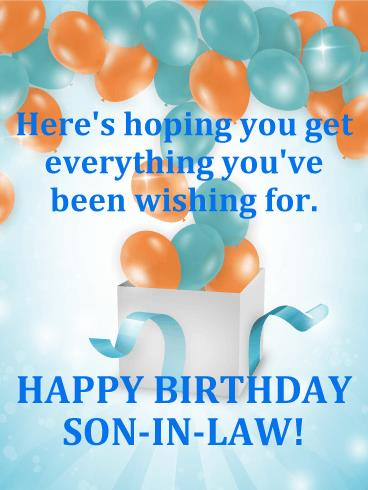 birthday greeting cards for son in law ; b_day_forsil04-4bbda9b5b36d5a98ea2d4557aba52c99