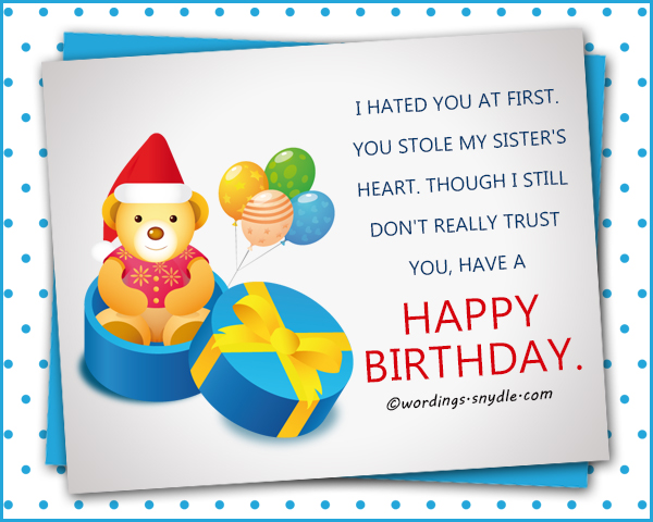 birthday greeting to brother from sister ; birthday-wishes-for-brother-in-law