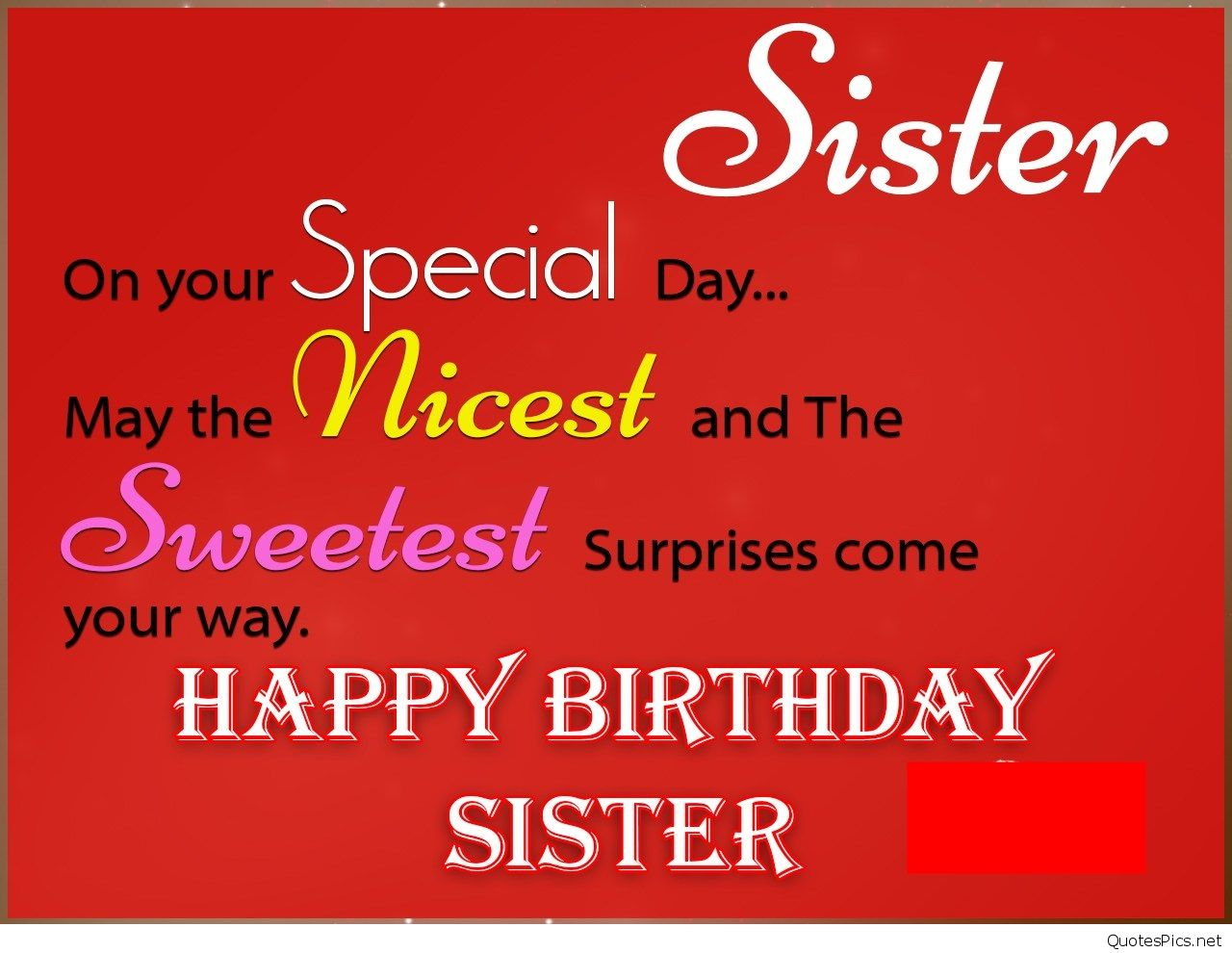 birthday greeting to brother from sister ; sample-happy-birthday-wish-for-sister-amazing-design-on-gallery-design-ideas