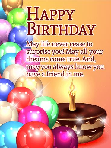 birthday images for friend download ; happy-birthday-card-to-a-friend-may-all-your-dreams-come-true-happy-birthday-card-for-friends-download