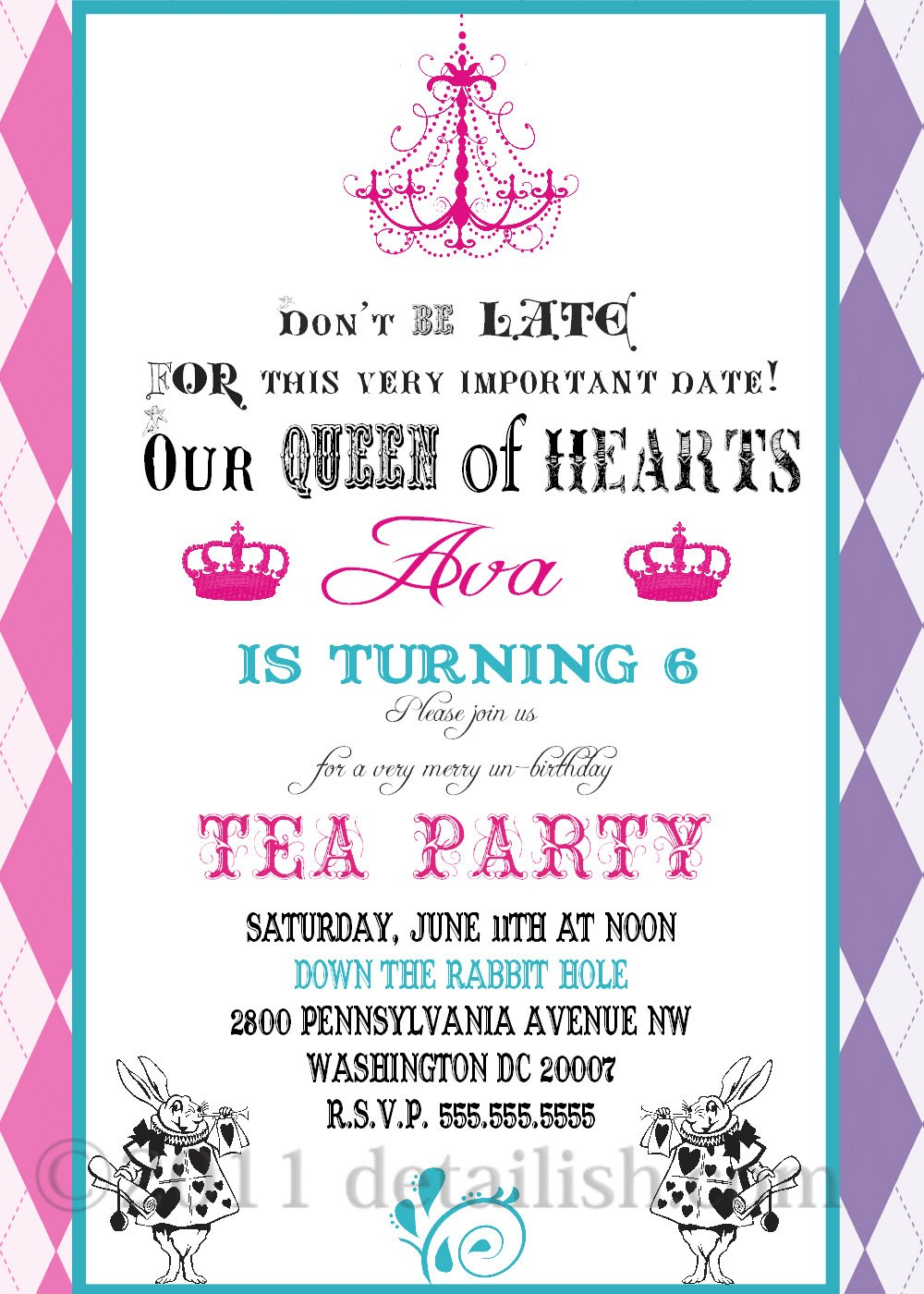 birthday invitation card message ; invite_message_for_party_2