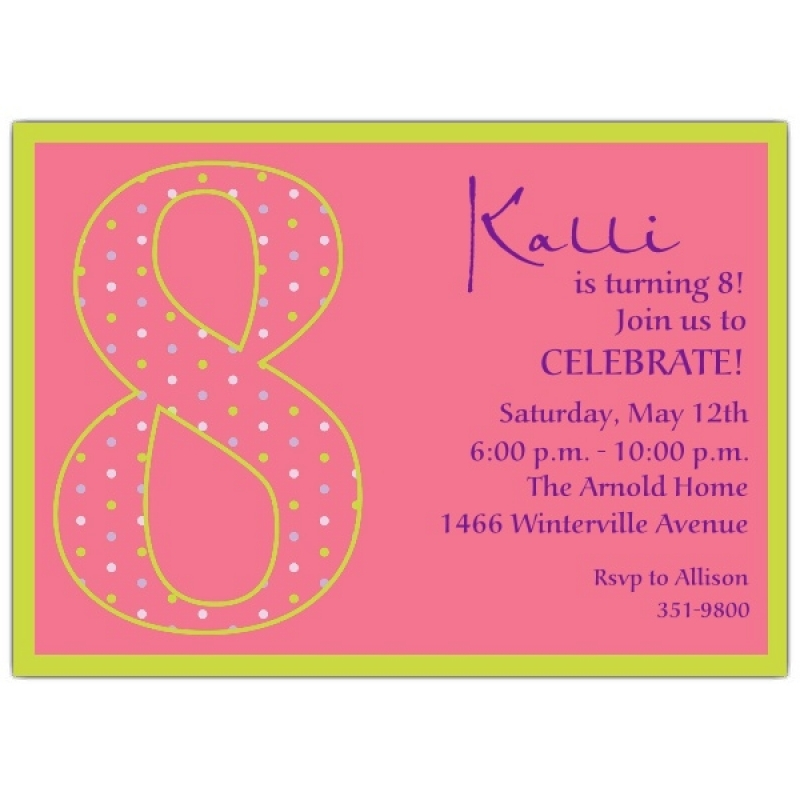 Birthday Invitation Cards For 8 Year Old Boy Camo Th