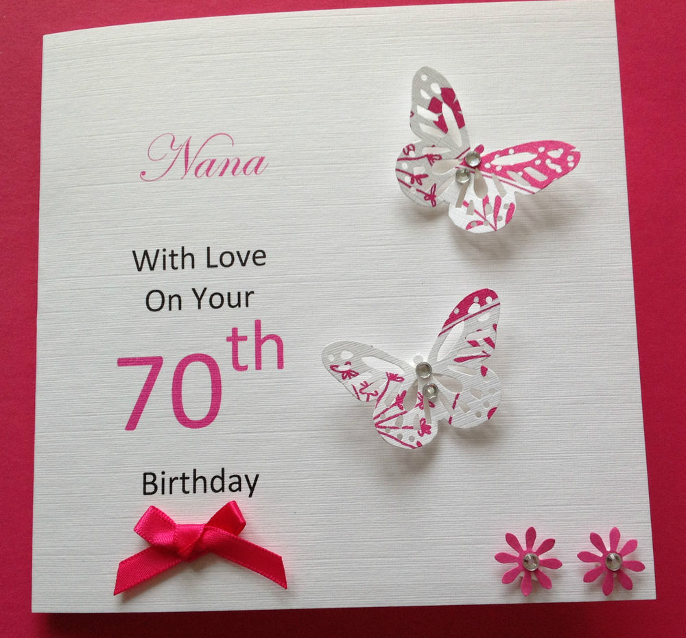 birthday invitation cards for grandmother ; s-l1000