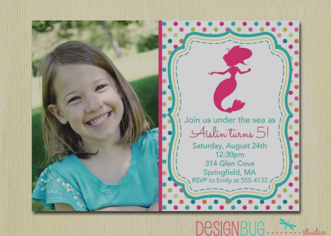 birthday invitation for 4 year old boy ; gallery-birthday-invitation-wording-for-5-year-old-boy-mermaid-1-2-3-4-any-age