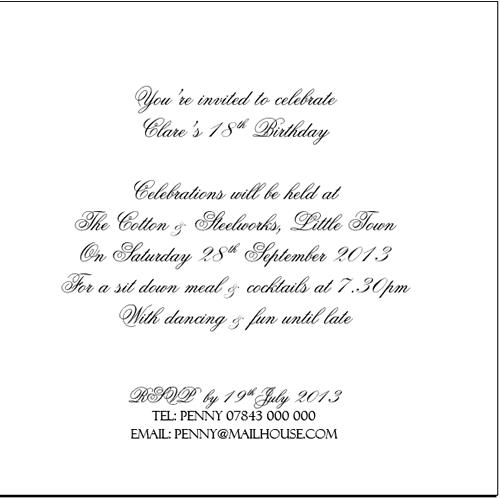 birthday invitation message examples ; Wording%2520Example_Birthday%2520Tiffany