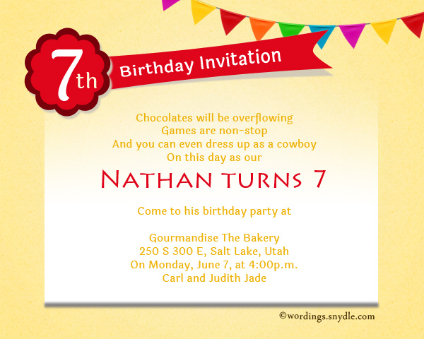 birthday invitation message examples ; party-invitation-message-sample-7th-birthday-invitations