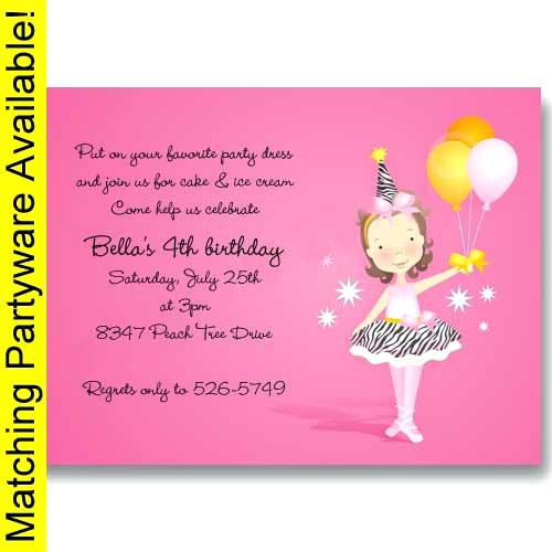 birthday invitation message in hindi ; 5th-birthday-invitation-message-ballerina-birthday-invitations-5th-birthday-invitation-message-in-hindi