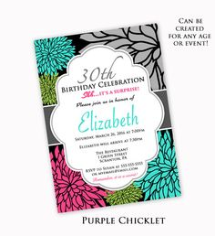 birthday invitation message in hindi ; d14bbeeff698178f4c2296027bfd3e37--th-birthday-invitations-flower-invitation