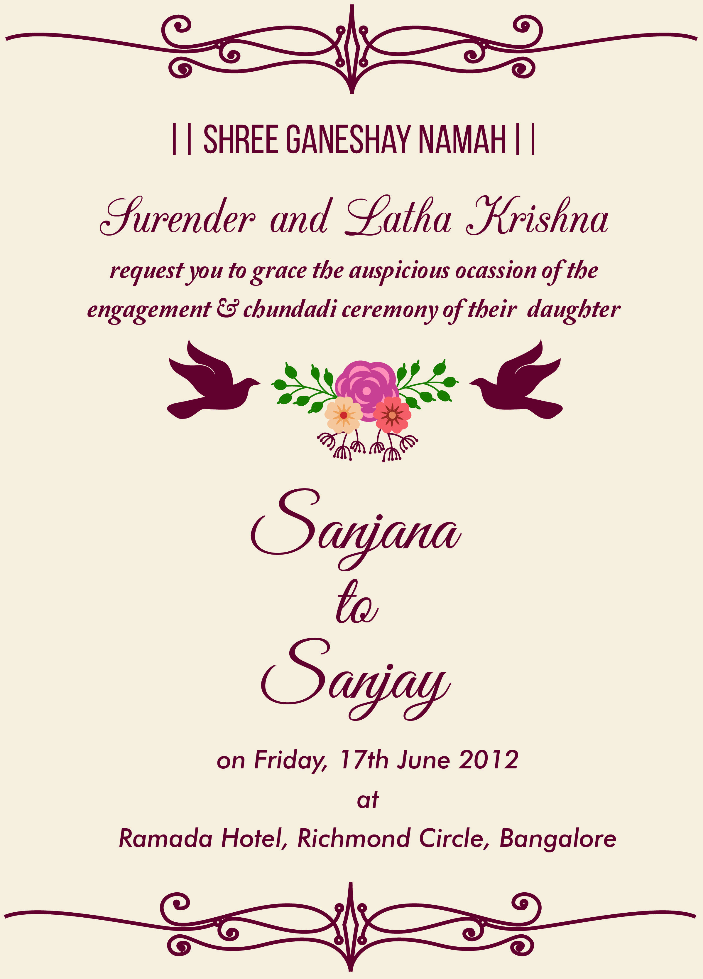 birthday invitation wordings for daughter ; 7c15034b5f00be4f6b1a93acaa9ca003