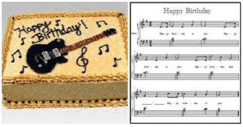 birthday keyboard notes ; how-to-play-happy-birthday-on-guitar