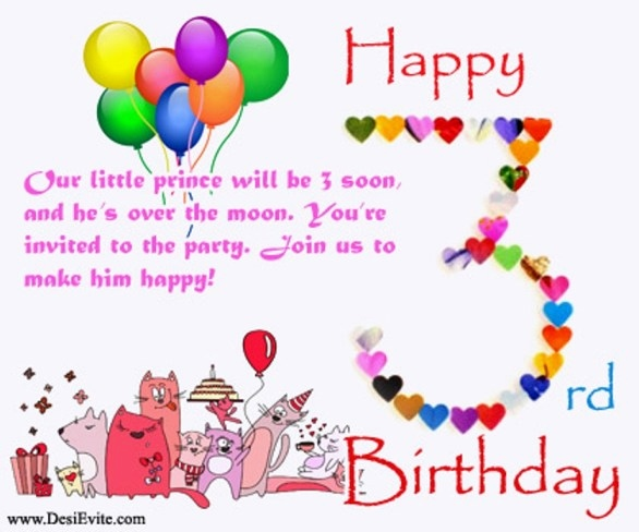 birthday message for 3 year old ; happy-birthday-wishes-for-a-3-year-old-fresh-happy-birthday-wishes-3-year-old-boy-of-happy-birthday-wishes-for-a-3-year-old