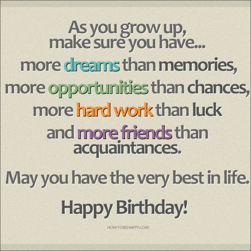 birthday message for a 13 year old boy ; 8df1c808da5a7b88d8f0f119af9c3ed9--happy-birthday-quotes-birthday-messages