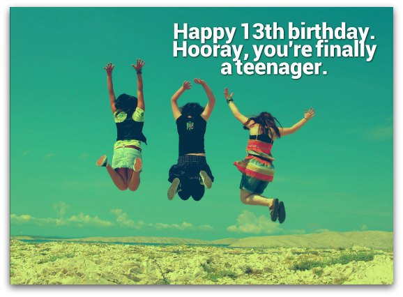 birthday message for a 13 year old boy ; birthday-message-for-a-13-year-old-boy-13th-birthday-wishes1b
