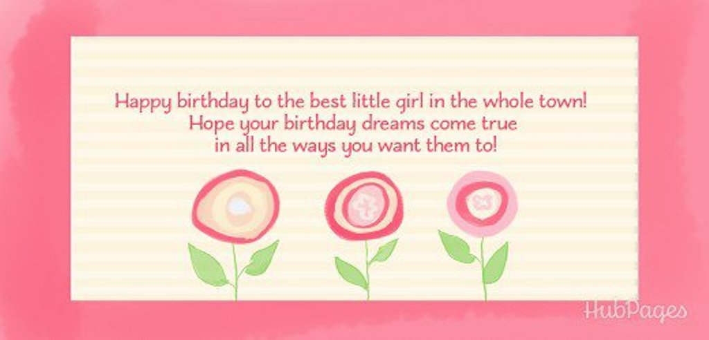 birthday message for a 6 year old daughter ; Happy-Birthday-The-Best-Little-Girl-In-The-Whole-World-hbls603